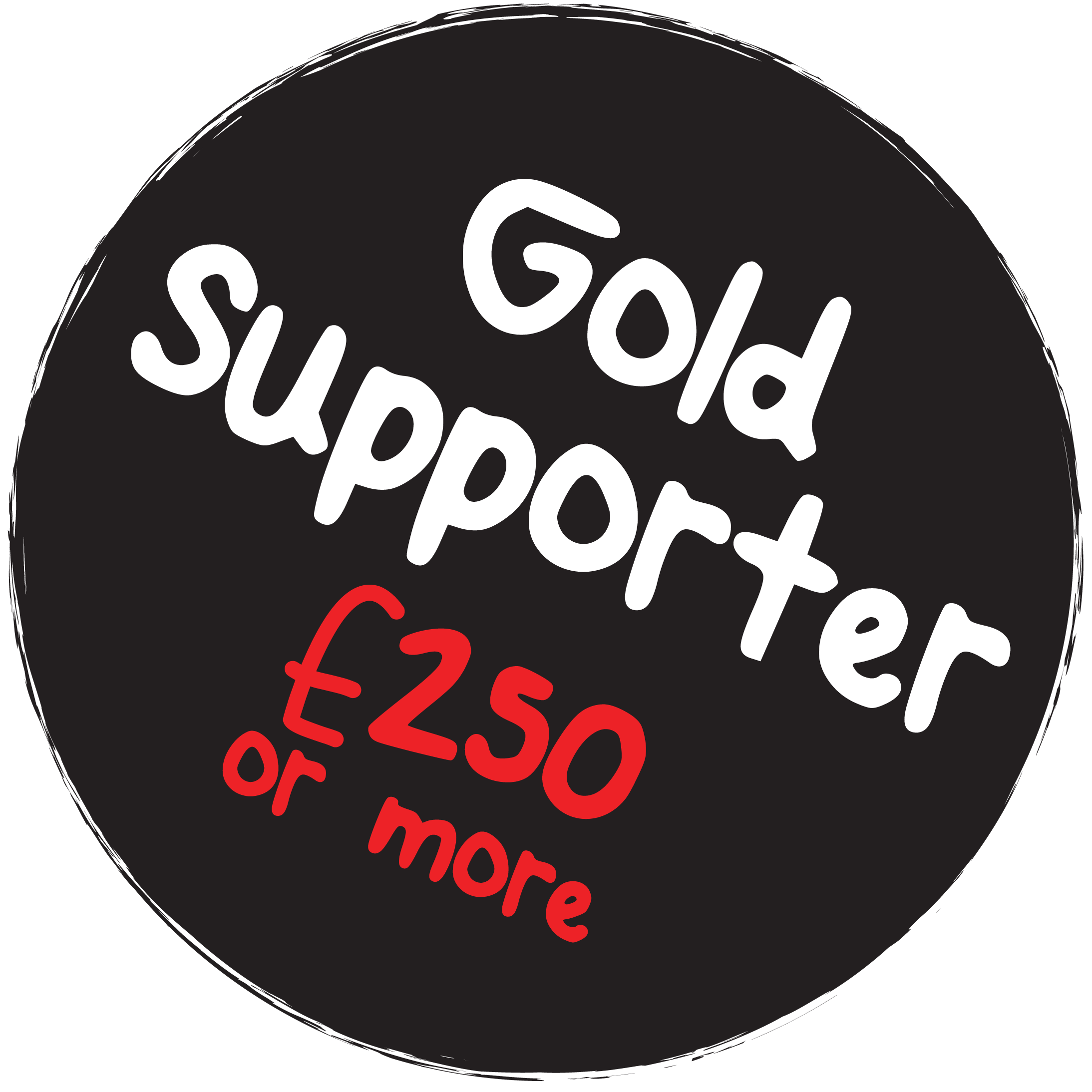 Gold supporter